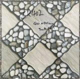 Azulejo de suelo de piedra rústico de la inyección de tinta de la mirada de la venta caliente