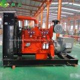 Ce y conjunto de generador aprobado del gas del horno del carbón de la ISO 500kw para la central eléctrica de acero