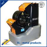 ホースのひだが付く機械またはひだが付く機械または油圧ひだが付く機械