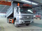 HOWO 6*4 336HP 디젤 엔진 덤프 트럭