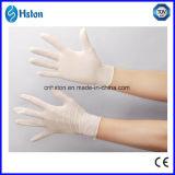 Устранимый порошок перчаток латекса/Порошк-Свободно s Gl8003