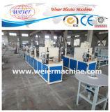 Chaîne de production en plastique de bande de bord de meubles ligne de bordure foncée