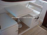 crogiolo di yacht di pesca della baracca di 8.1m