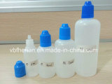 卸し売りChildproof CapおよびFilling Different Flavours E-LiquidsのためのDifferent Tipsの10ml PE E-Liquid Bottle