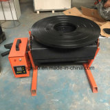 Ce Certified Digital Display Welding Rotatory Table para Soldagem Circular