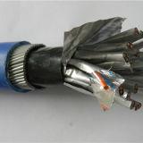 Multi-Pares cabo individual & coletivo da PE-Isolação da tela do Swa da armadura da PVC-Bainha da instrumentação