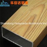Profil en aluminium d'extrusion de transfert en bois des graines pour le matériau de bâti de Module