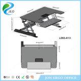 La hauteur de levage de gaz ajustable reposent le bureau de stand (JN-LD02-A1)