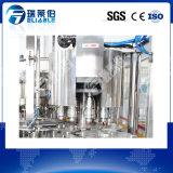 3 automáticos en 1 máquina de rellenar del refresco carbónico (CSD) de la botella del animal doméstico