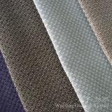 T/C desserrant le tissu mou de velours de capitonnage métallisé pour le sofa