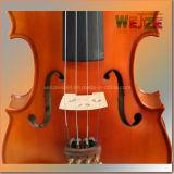 4/4 Golden Color Entry Level Student Violin
