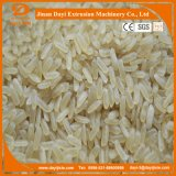 Arroz nutritivo do arroz artificial que faz a extrusora da máquina com capacidade elevada