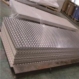 アルミニウムChecker Plate 3A21h24 Embossed Aluminum Sheet Metal Roll Prices