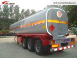углерода 3axles стали трейлер бака /Diesel нефти Semi
