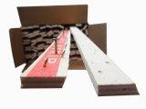 Tira de la tachuela de alfombra/agarrador de madera de la alfombra/tira de aluminio de la cubierta de la alfombra
