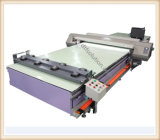 Stampante a base piatta lunga con stampa a inchiostro della tessile