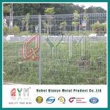 정원 Rolltop 담에 의하여 용접되는 철강선 메시 Brc/Rolltop 정원 담