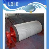 Polia padrão do cilindro do transporte de Libo ASTM para o sistema de transporte