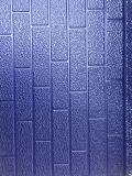 Painel de parede decorativo de gravação da espuma do plutônio do metal