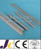 6063 Perfiles de aluminio del marco del panel solar T5, perfil de aluminio de la extrusión (JC-P-30028)