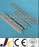 Profils d'aluminium en aluminium de panneau 6063 T5, profil d'extrusion en aluminium (JC-P-30028)