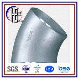 ステンレス鋼45度の不足分の半径の肘