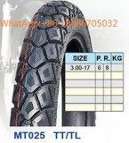 オートバイのタイヤまたはオートバイのタイヤ2.50-18の3.00-10熱い販売パターン