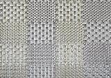 Jacquard Weave Matéria têxtil Placemat para a HOME & o restaurante