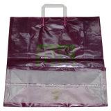 Qualität druckte Schleifen-Griff-Einkaufen-Beutel (FLL-8301)