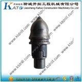 Bit giratório carbonoso do cortador do bit do eixo helicoidal do equipamento Ds05 Drilling