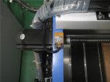Madera que hace publicidad del ranurador de acrílico 600*900m m del CNC del MDF del PVC