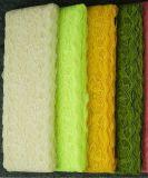 Merletto di nylon di stirata del commercio all'ingrosso di alta qualità di 29 colori per biancheria