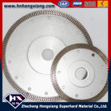 Title Granite Marble Cutting를 위한 최신 Selling Cyclone Mesh 터보 Diamond Saw Blade