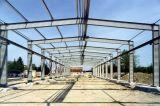 Atelier de haute résistance de structure métallique d'incendie de tremblement