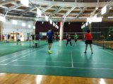 PVC Flooring per Badminton Court