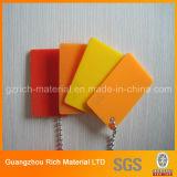 strato acrilico di plastica del plexiglass di colore di 2050*3050mm e di 1220X2440mm 3mm Clear&