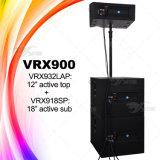 Vrx932lap 12 인치 오디오 시스템 액티브 회선 배열