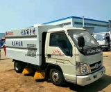 Kleines Forland 4X2 Straßenfeger3 Tonnen Straßen-waschende LKW-für Verkauf