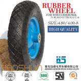 Pneumatic Wheelbarrow Barrow Rubber Wheel Tire 4.80 / 4.00-8