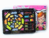 Promozione Education Plastic DIY Craft Toys Beads Set per Girl (10208490)