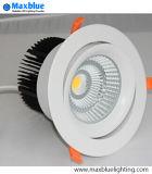 9W 12W 20W 30W 40W 50Wのクリー語COB Recessed Ceiling LED Downlight