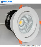 techo ahuecado MAZORCA LED Downlight del CREE 9W~50W