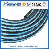 Tubo flessibile di gomma Braided della fibra di En854 1te/2te