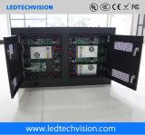 Tarjeta de pantalla de interior de P5mm LED para montado en la pared fijo