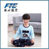 Pijamas impressos do sono do bebê do algodão da boa qualidade
