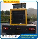 Carregador da roda do equipamento de construção Zl30 com a cubeta 1.7cbm