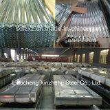 0.20mm Stahlprodukte, die Blatt galvanisiertes Stahlblech und Stahlplatte Roofing sind