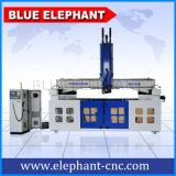 Holz-ATC CNC-Fräser für hölzernen Stich und Ausschnitt-Maschine
