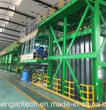 Riga del macchinario del rivestimento di colore della striscia della lamiera di acciaio