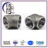 Autógena forjada del socket que ajusta el enchufe de la ramificación del acero inoxidable